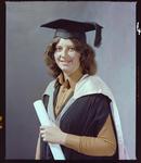 Negative: Miss K. Saville-Smith Graduate