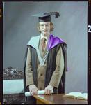 Negative: Mr P. D. Wright Graduate