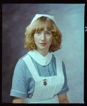 Negative: Miss Cowlishaw Nurse Portrait