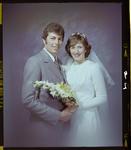 Negative: C. R. Fleming and M. White Wedding