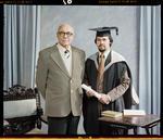 Negative: Mr Kerslake Graduate and Unnamed Man