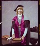 Negative: Miss J. Frazer Graduate