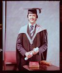 Negative: Mr McLauchlan Graduate