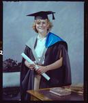 Negative: Miss Aitken Graduate