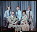 Negative: Falconer Family Portrait