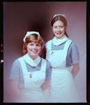 Negative: Miss Nancarrow and Mrs Dick Nurses