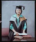 Negative: Miss Chia Graduate