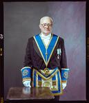 Negative: Mr F. L. Schaper Freemason Portrait