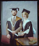Negative: Miss E. Mosley and Mr G. Philips Graduates