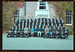 Negative: Christ's College Richards House 1980