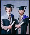 Negative: Mr McIndoe and Mr Boer Graduates