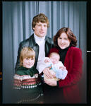 Negative: Harris Family Portrait