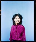 Negative: Mrs Linde Passport Photo