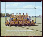 Negative: Kaiapoi Rugby Club Team 1982