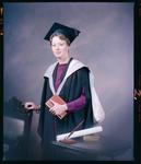 Negative: Miss M. Archibald Graduate