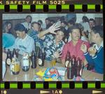 Negative: Burnham Camp Soldiers Drinking