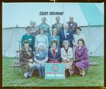 Negative: Linwood North School 75th Jubilee Staff Past & Present
