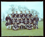 Negative: Hornby Rugby League Team 1983