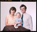 Negative: Hayward Family Portrait