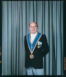Negative: Doug Suckling Freemason Portrait