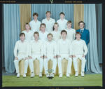 Negative: CBHS 2nd XI Cricket 1983