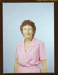 Negative: Jan Pluck Passport Photo
