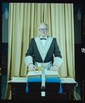 Negative: Mr Thomson Freemasons Portrait