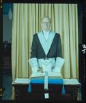 Negative: Mr Masters Freemasons Portrait