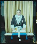 Negative: Mr Kimber Freemasons Portrait