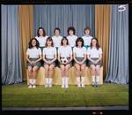 Negative: Netball Technical A Team 1982