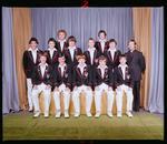 Negative: St Bede's 1st XI Cricket 1982