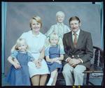 Negative: McLaughlin Family Portrait