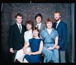 Negative: Mockett-Kempkers Family Portrait