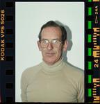 Negative: Mr Smith Passport Photo
