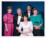 Negative: Marian College Ball 1986