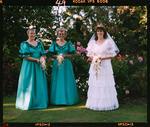 Negative: Keryn Little and Bridesmaids