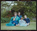 Negative: Jill Shearer and Family