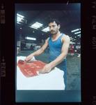 Negative: Man In Napier Factory
