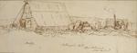 Sketch: Studding Sail Hall