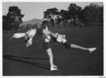 Photograph: Buckett's Gym Swinground