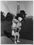 Photograph: Buckett's Gym Three-High Pyramid