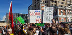 Digital Photograph: Man Made Global Warming is a Hoax