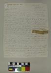 Letter: Donald Dobson to Ethel Livingston
