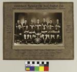Photograph: Christchurch Technical College Old Boys' Football Club, Winners Under 17 Grade Rugby Shield, Part-Winners Redpath Memorial Shield, 1929 Season