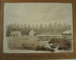 Painting: Riccarton, the residence of John Deans Esq