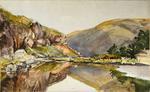 Painting: Sumner, 1886