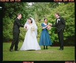 Negative: Gin-Duffy Wedding