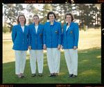 Negative: Four Women World Amateur Golf Championships 1990