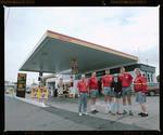 Negative: Shell Shirley Petrol Station Staff