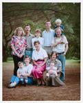 Negative: Cranko Family Portrait